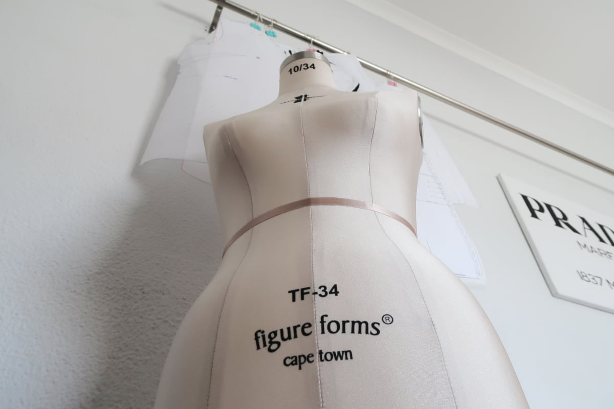Reviewing the Tailor's Friend® dressmaker form from Figure Forms | Scarlet Stitch
